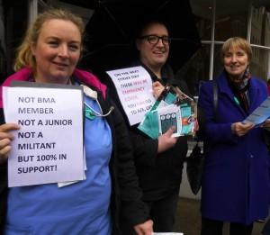 More campaigning in Farnham