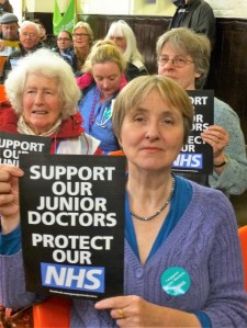 Support our Junior Doctors