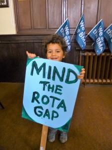 Mind The Rota Gap